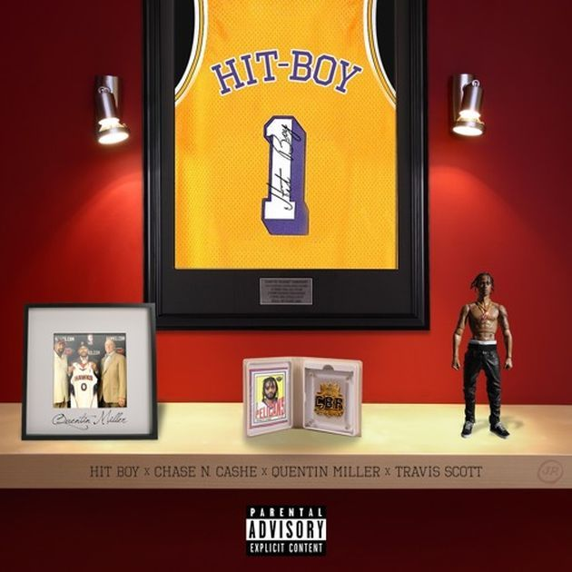 Hit-Boy & Chase N. Cashe - Go Off (Feat. Quentin Miller & Travi$ Scott)