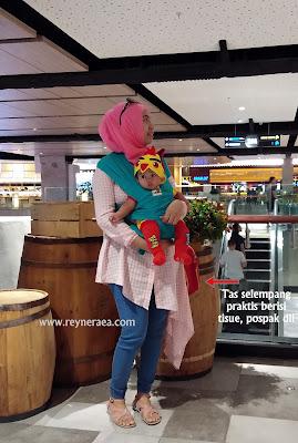 ibu ASI atau menyusui