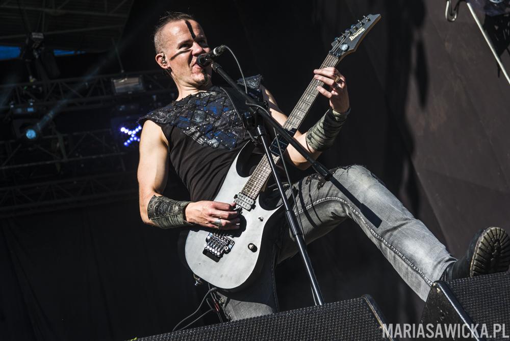 ensiferum Markus Toivonen czad festiwal