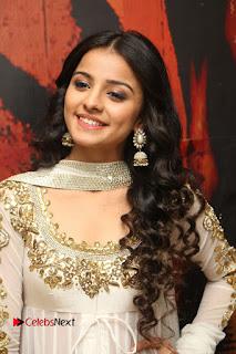 Telugu Actress Mahima Makwana Stills in White Desginer Dress at Venkatapuram Movie Logo Launch  0088.JPG