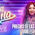 Precio de las entradas para el tour de 'Soy Luna Live' por España