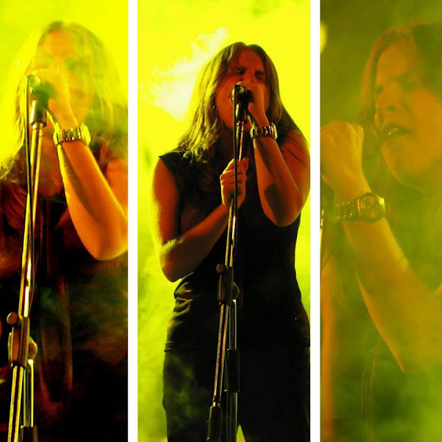 Ladies of Metal: Claudia Barsi (Souls of Diotima), Ladies of Metal, Claudia Barsi, Souls of Diotima