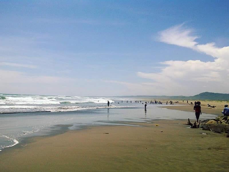 Pantai Cipatujah Tempat Wisata di Tasikmalaya Terbaru