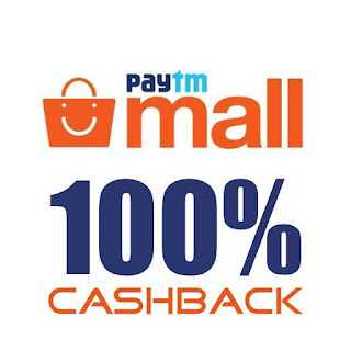 Paytm Mall Get 100% Cashback on Daily Products