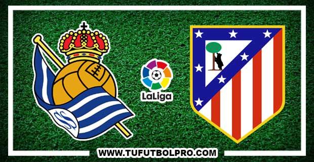 Ver Real Sociedad vs Atlético Madrid EN VIVO Por Internet Hoy 5 de Noviembre 2016