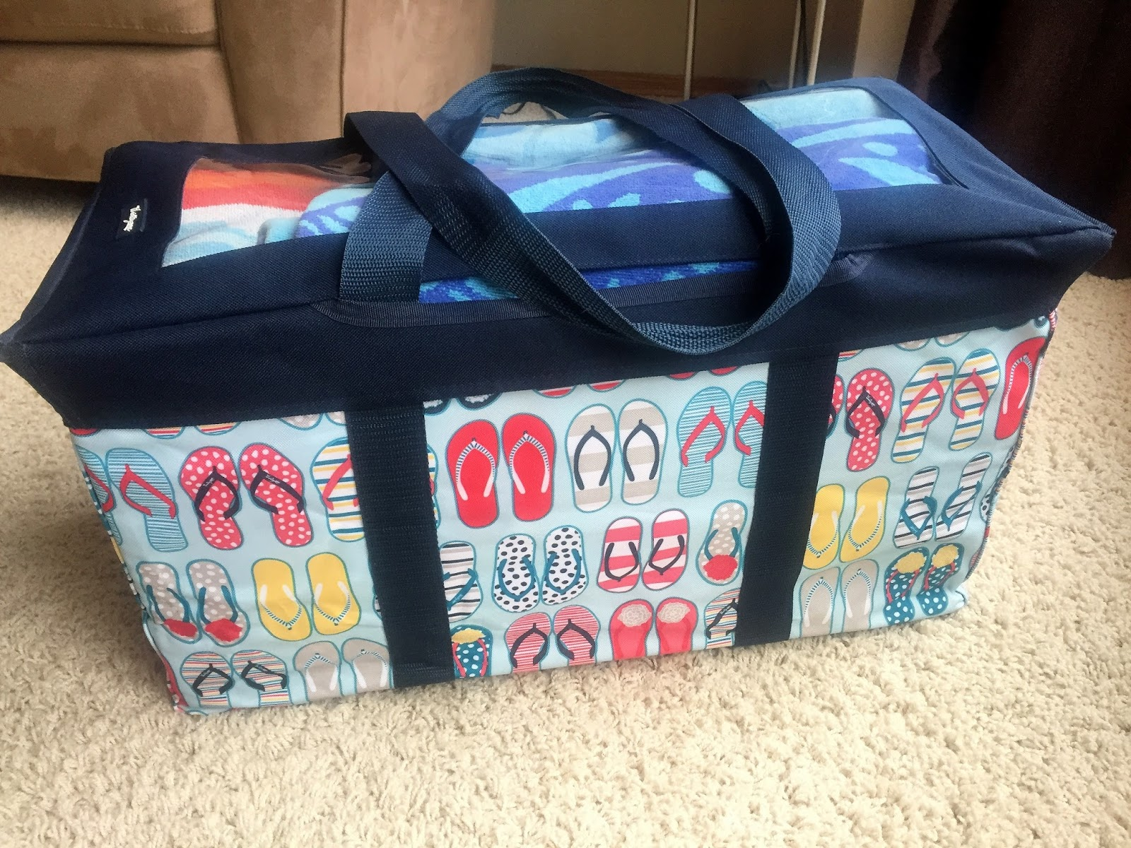 I Thought D Share A Few Tips Relied On To Make Family Road Trips Run Little Smoother Today M Talking About How Pack The Perfect Beach Bag