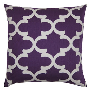 JinStyles purple pillow