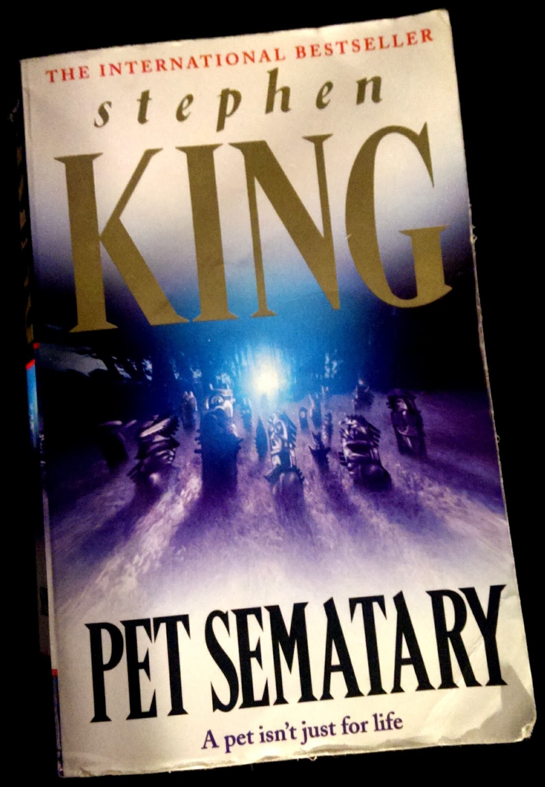 critical essays on pet sematary by stephen king The great stephen king reread the great stephen king re-read: thinner  but whereas these deep thoughts were woven into every strand of cujo and pet sematary,  start your interpretive essay here.
