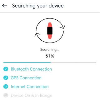 Image resulr for Mevofit Drive fitness tracker app