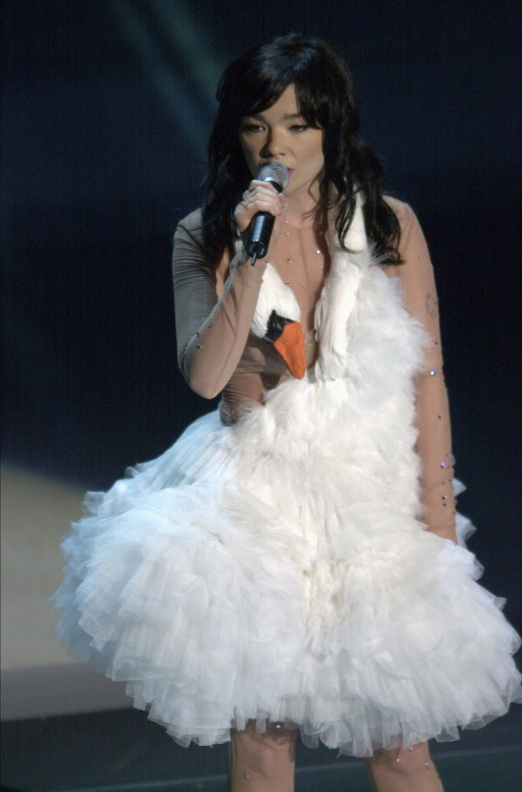 björk guðmundsdóttir: Björk - Live @ The Oscars, 73rd ...