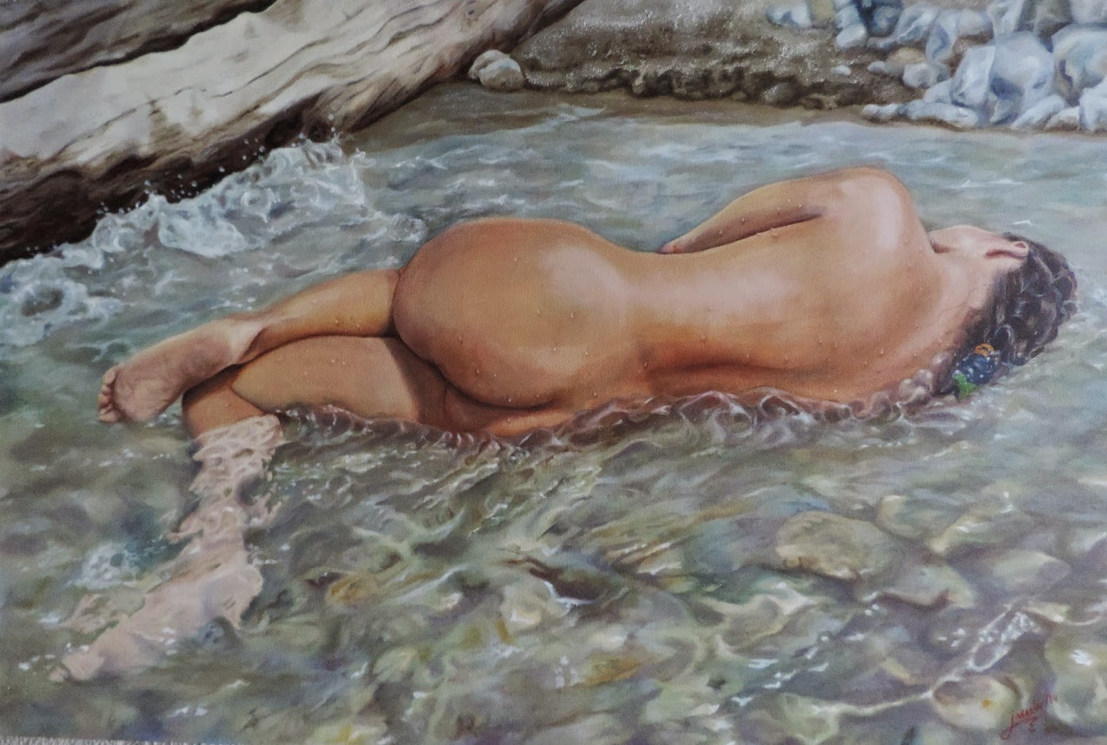 Jorge Marín, pintores Colombianos, Artistas Colombianos
