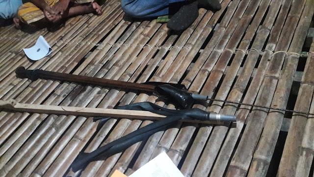 Merawat Tradisi Memanah Ikan di Pulau Buton