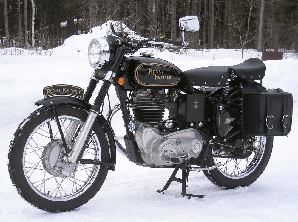 RoyalEnfields.com: Royal Enfield Sixty-5 takes on a new ...