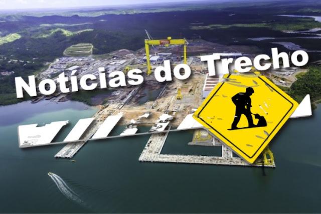 Resultado de imagem para noticias trecho Petrobras  Enseada Indústria Naval