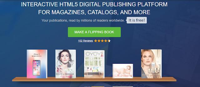 كيف تقوم بصناعة كتب و مجلات تفاعلية (e-Publishing) بإحترافية تامة بإستخدام FlipHTML5