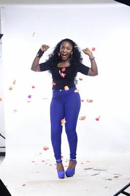 Amanda Ebeye Nollywood actress  shares her  photos as she celebrate her 30yrs birthday