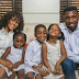Idol West Africa 2007 Winner Timi Dakolo & His Family Shares Family Picture