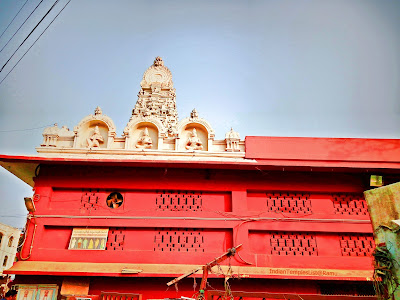 Hanuman Temple in Tadbund