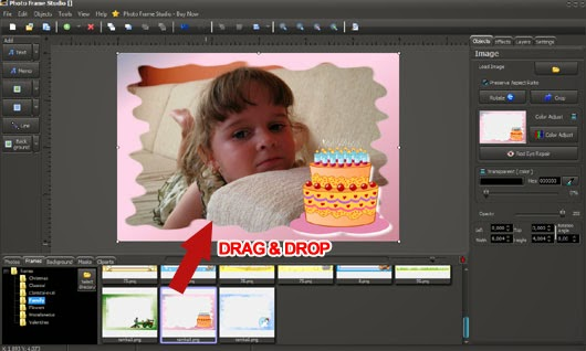 Mojosoft-Photo-Frame-Studio-add-frames
