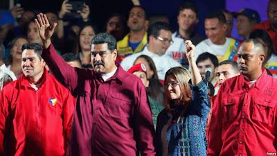 Venezuela အေပၚ ကန္ ဒဏ္ခတ္ပိတ္ဆုိ႔မႈ ခ်မွတ္