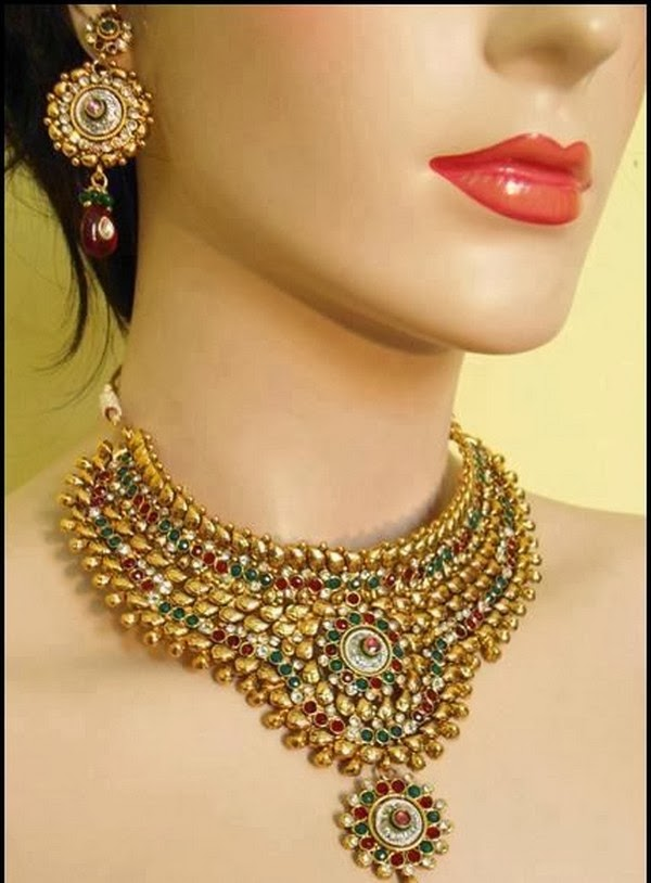 Indian And Pakistani Bridal Jewellery Collection From