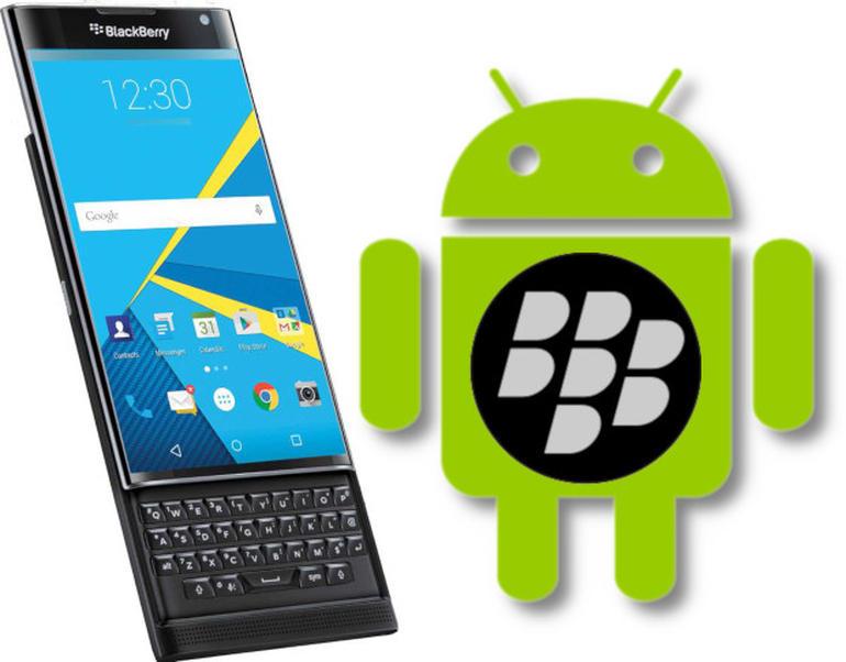 Blackberry 10 Google Play Services