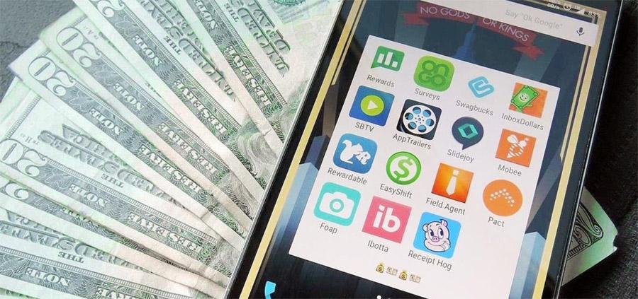 Cara Mendapatkan uang di Android