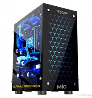 daftar cube gaming murah berkualitas terbaik armaggeddon m1g
