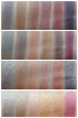 J.CAT Beauty Sunset Boulevard Eyeshadow Palette