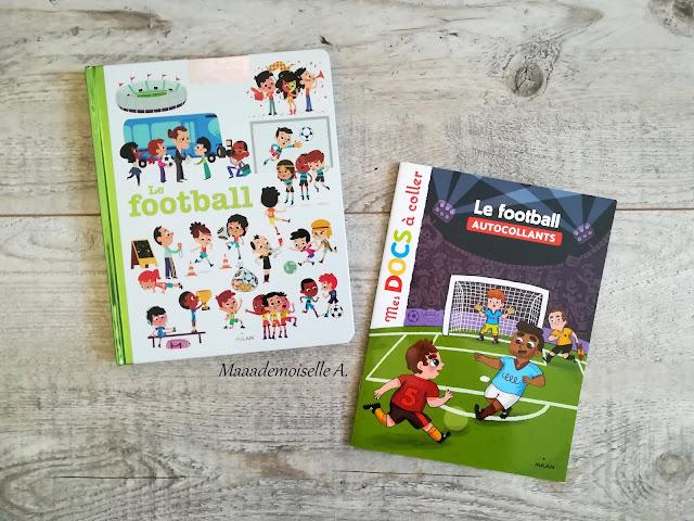 || Sélection de livres sur le sport - Mes années pourquoi Le football - Mes docs à coller Le football