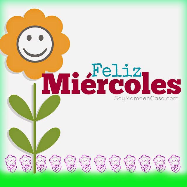 miércoles, flores, sonrisas