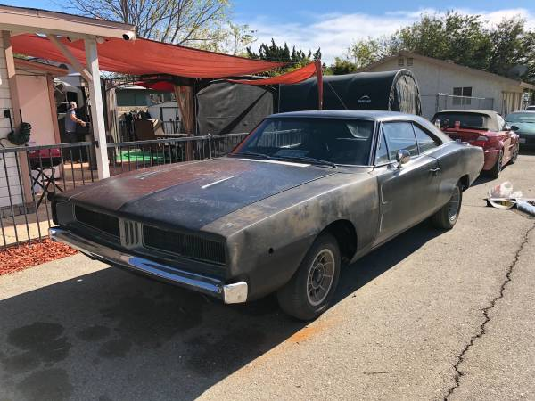 1969 Dodge Charger SE Mopar For Sale