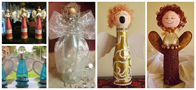angelitos-botellas-recicladas