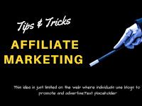 Free Affiliate Marketing Tricks