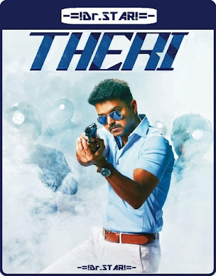 Theri 2016 Dual Audio HDRip 480p 250mb HEVC x265