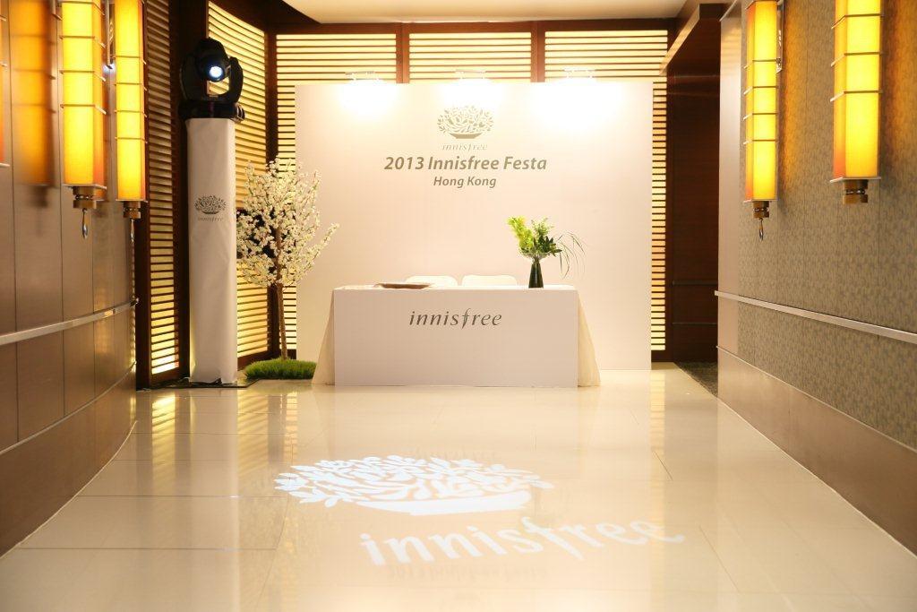 蘋果的化妝箱 by Meling Lam: Meling 與李敏鎬同臺出席 Innisfree Festa慶祝 Innisfree 首兩家香港專門店開幕