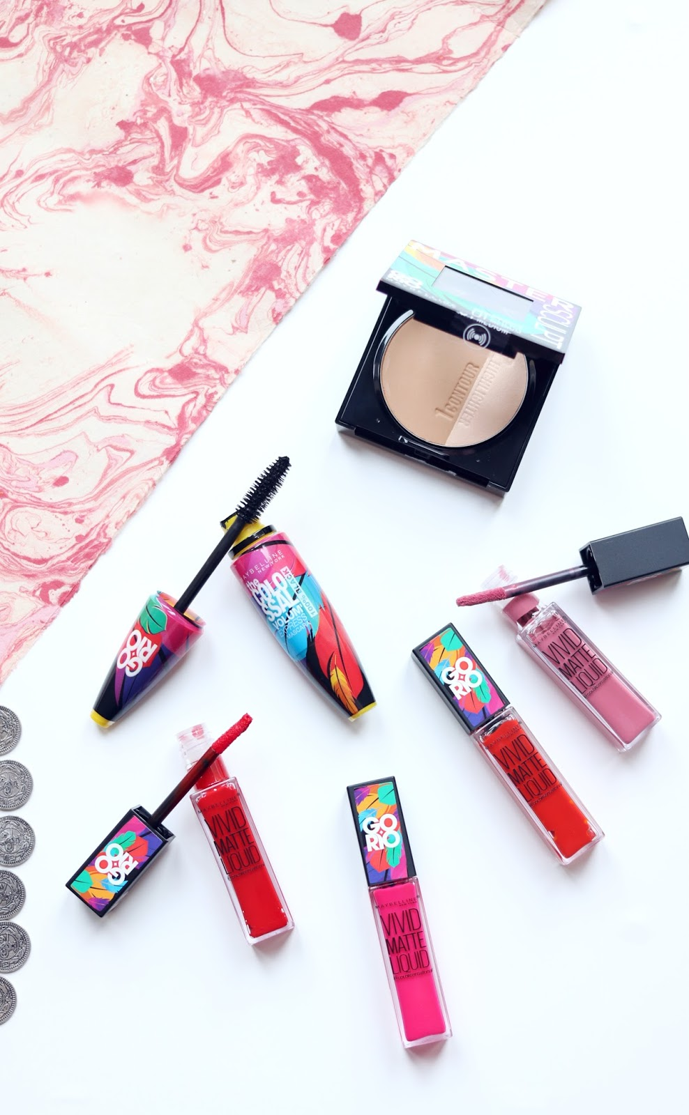 Maybelline Go Rio Collection