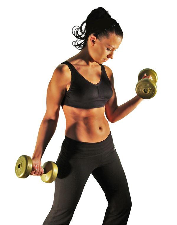 exercícios com pesos