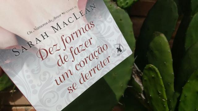 Resenha Livro Dez formas de fazer um coração se derreter