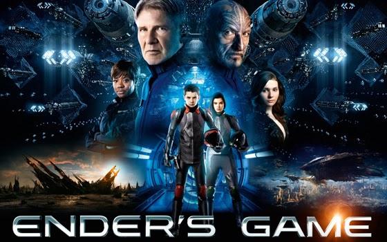 Cele Mai Bune FILME SCI-FI Ale Anului 2013 - Ender's Game