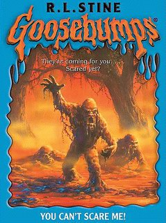 Goosebumps 15: You Can't Scare Me
