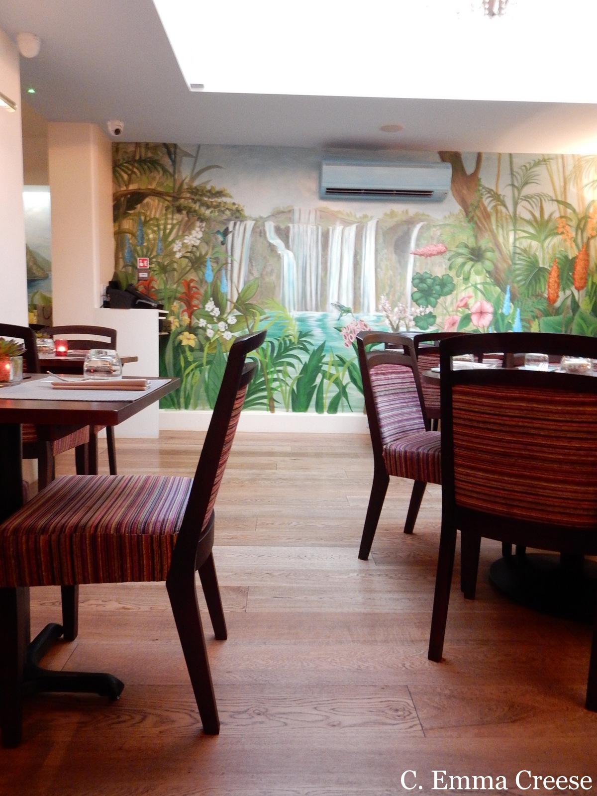 Cottons Caribbean Restaurant Review Nottinghill Adventures of a London Kiwi