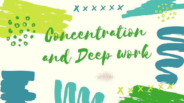 7 правил глибокої концентрації