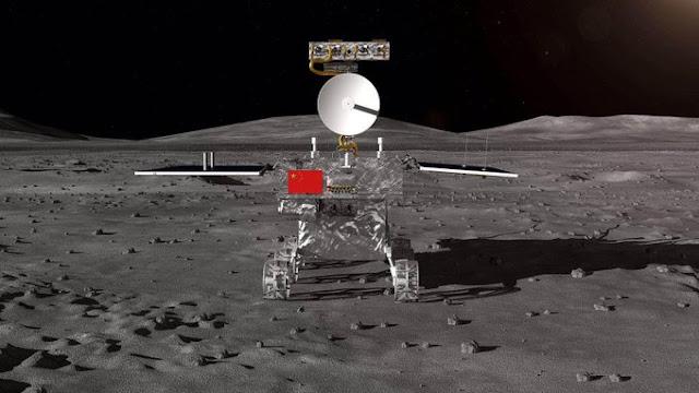 المركبة الفضائية الصينية Chang'e-4