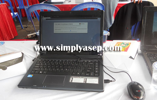 DOMAIN :  Saat ngeblog boleh bebas menggunakan TLD atau senang apa adanya. Perhatikan jika alamat tidak ditemukan. Foto Asep Haryono