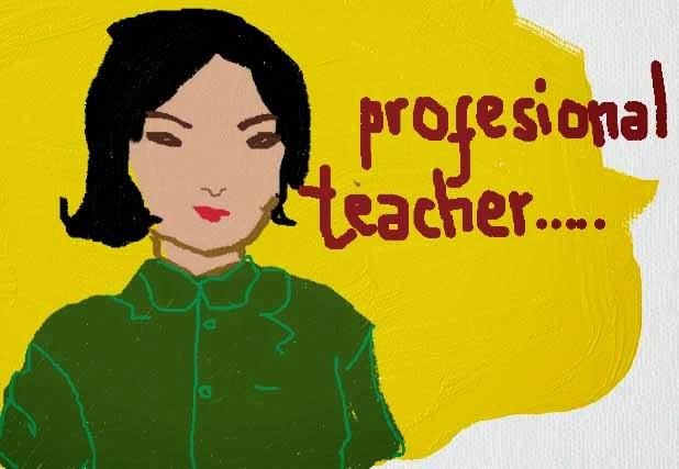 guru profesional dan kemampuan menilai prestasi belajar siswa