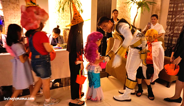 L'Fisher Hotel Bacolod - Halloween cosplay party - Halloween cosplay party for kids - Halloween party - Bacolod hotels - mommy blogger - Bacolod mommy blogger