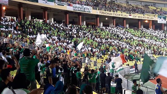 Pemain Melaka United Dakwa Tidak Terima Gaji