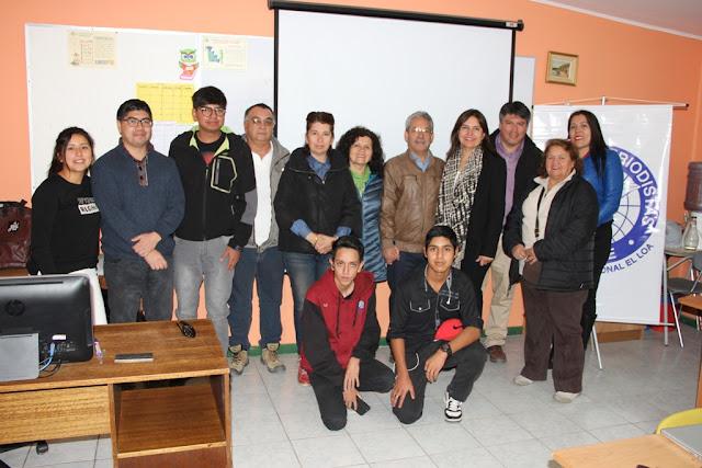 Exitosa primera jornada de Taller de Plataformas Multimedia en Calama