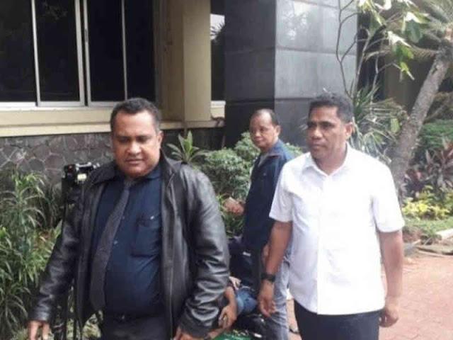 Hery Dosianen Jadi Tersangka Kasus Penganiayaan Pegawai KPK